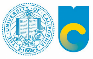 University of california logotyp